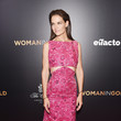 Look of the Day, March 31st: Katie Holmes' Zac Posen Number