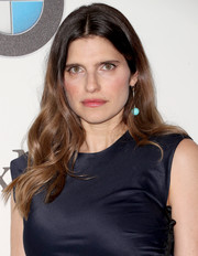 Lake Bell attended the 2017 Crystal + Lucy Awards wearing her hair in loose waves.