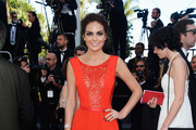 Ximena Navarrete Evening Dress