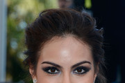 Ximena Navarrete Smoky Eyes