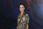 Katie Lee attends the YSL Belle D'Opium fragrance launch at The YSL Stage on June 17, 2010 in New York City.