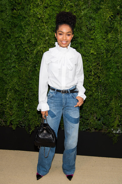 Yara Shahidi Designer Backpack