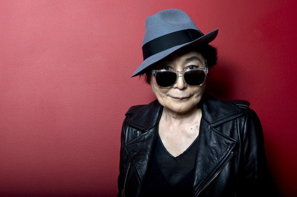 More Pics of Yoko Ono Wayfarer Sunglasses (1 of 8) - Wayfarer Sunglasses Lookbook - StyleBistro