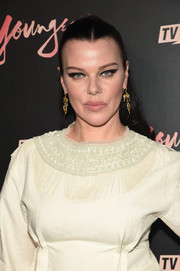 Debi Mazar pulled her tresses back into a ponytail for the premiere of 'Younger' season 4.