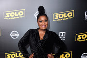 Yvette Nicole Brown Full Skirt