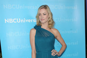Yvonne Strahovski One Shoulder Dress