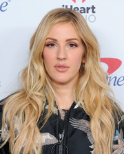Ellie Goulding channeled Barbie with this flowing wavy 'do during Z100's Jingle Ball 2016.