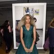 Leona Lewis at Zac Posen