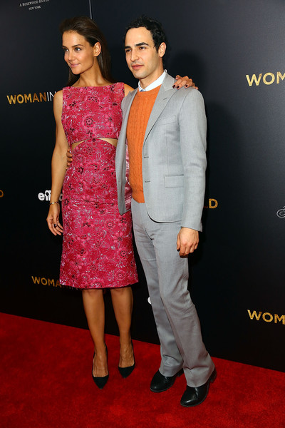 'Woman In Gold' New York Premiere