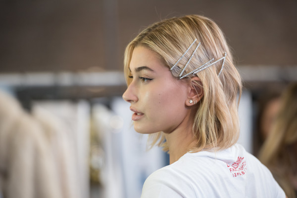 More Pics of Hailey Baldwin Ankle Boots (1 of 5) - Boots Lookbook - StyleBistro