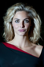 Tamsin Egerton had her golden tresses teased for the Zeitz Foundation and ZSL Gala.