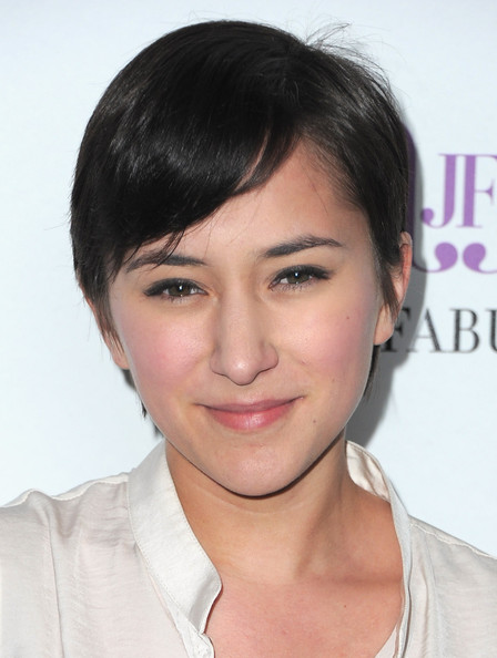 Zelda Williams Short Side Part [hair,face,eyebrow,hairstyle,chin,forehead,lip,skin,head,bangs,jessica paster celebrates the launch,zelda williams,jessica paster,west hollywood,california,justfabulous,launch]