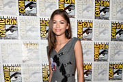 Zendaya Coleman Embroidered Dress