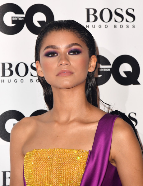 Zendaya Coleman Long Straight Cut