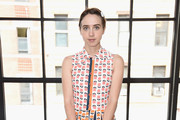 Zoe Kazan Quilted Purse