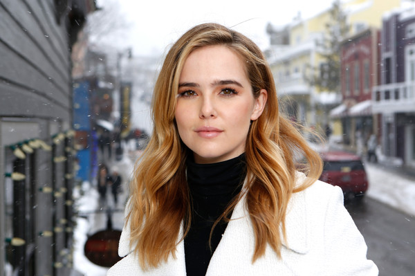 Zoey Deutch Long Wavy Cut [before i fall,hair,face,lip,blond,hairstyle,street fashion,eyebrow,beauty,brown hair,long hair,zoey deutch,park city,filmmaker discovery lounge,utah,imdb studio,sundance film festival featuring the filmmaker discovery lounge,amazon video direct: day one]