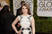 Zosia Mamet Beaded Dress