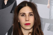 Zosia Mamet Long Wavy Cut