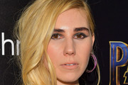 Zosia Mamet Side Sweep