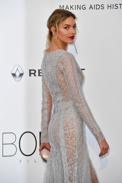 More Pics of Martha Hunt Sheer Dress (1 of 2) - Dresses & Skirts Lookbook - StyleBistro
