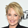 Sharon Stone's Messy-Sexy Crop