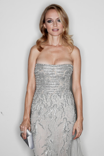 Heather Graham at amfAR Milano