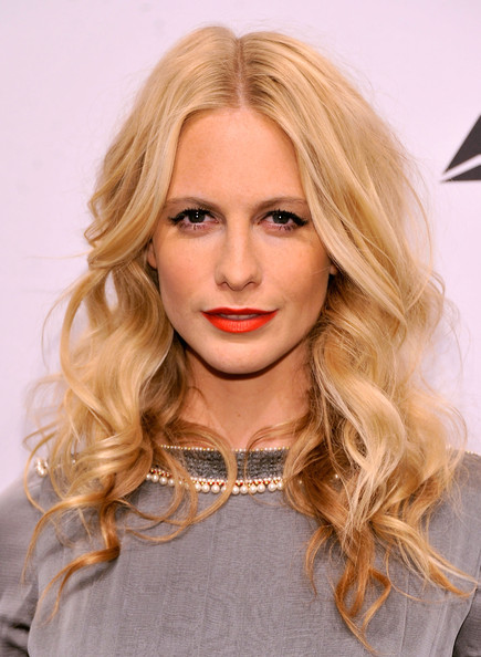 More Pics of Poppy Delevingne Evening Dress (1 of 4) - Evening Dress Lookbook - StyleBistro