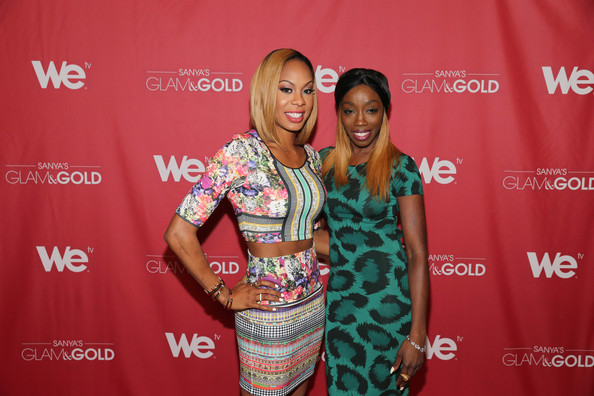 More Pics of Sanya Richards-Ross Crop Top (4 of 37) - Sanya Richards-Ross Lookbook - StyleBistro