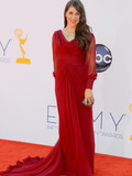 Who was the best dressed at the 2012 Emmy Awards?