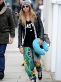 Which celebrity has the cutest pair of print pants?