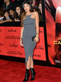 Shades of gray: Who pulls off the cool color best?