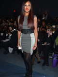 Who had the best front row look at Fall 2013 Fashion Month?