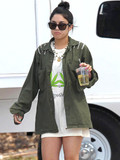 Which Celebrity Has the Best Military-Inspired Style?