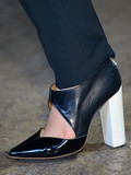 Can you guess the hottest shoe from the Fall 2012 runways?