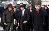 Rod Blagojevich in Shooting At Northern Illinois University Leaves Five Dead