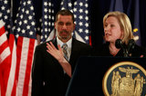 NY Governor Paterson Names Hillary Clinton's Senate Replacement