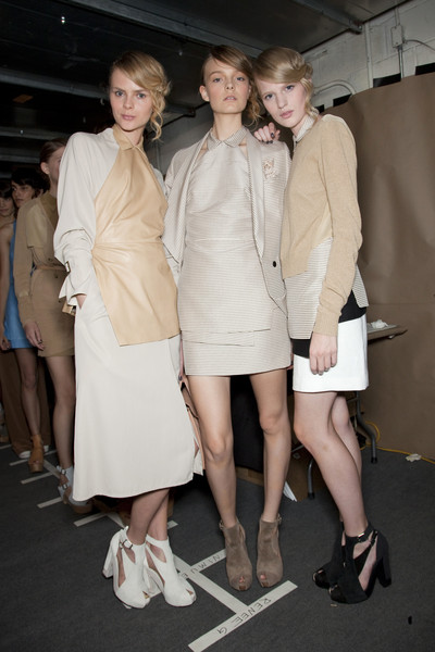 3.1 Phillip Lim at New York Spring 2011 (Backstage)