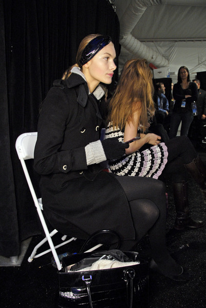 Abaeté Fall 2007 - Backstage