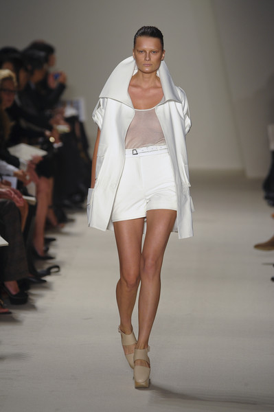 Akris at Paris Spring 2011