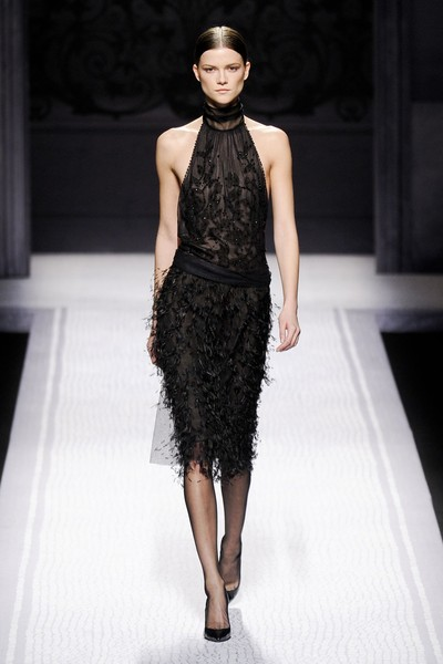 Alberta Ferretti at Milan Fall 2012