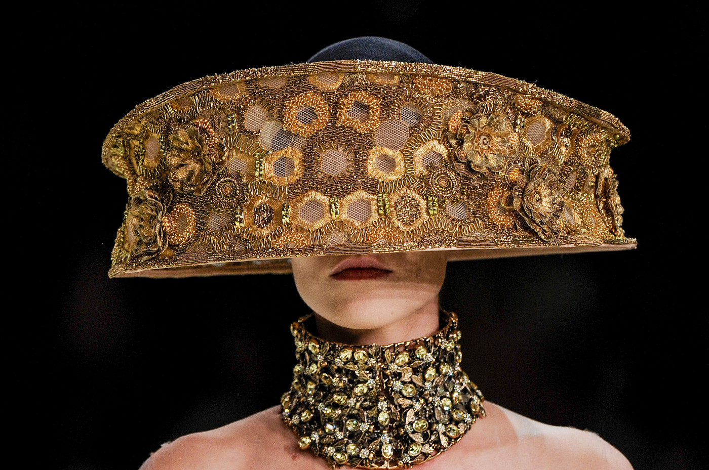 alexander mcqueen spring 2013 spring 2013 up close