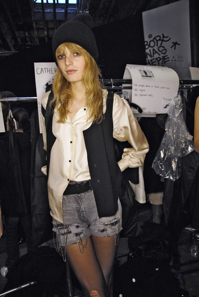 Alexander Wang Fall 2008 - Backstage