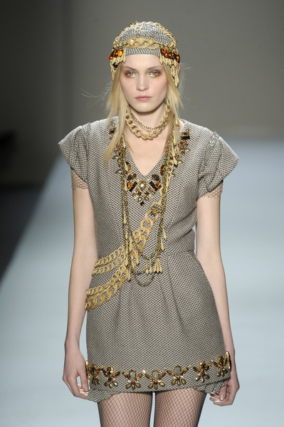 Alexandre Herchcovitch Fall 2010
