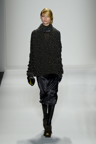 Alexandre Herchcovitch at New York Fall 2011