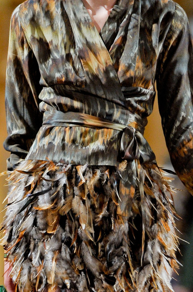 Alexis Mabille Fall 2012 - Details