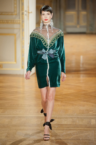 Alexis Mabille Fall 2012