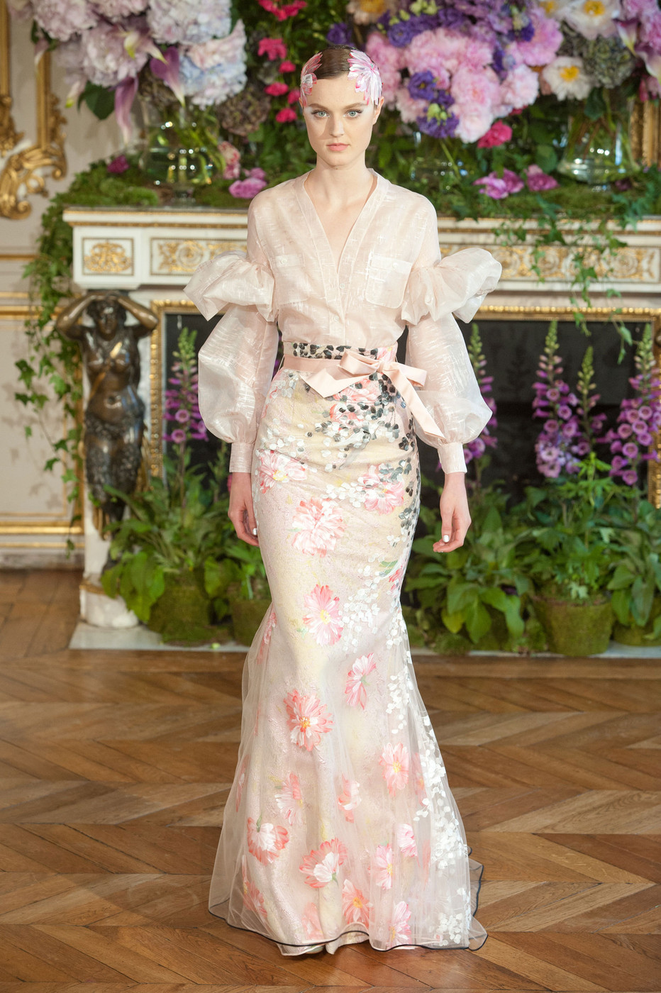 Alexis mabille haute couture fall 2013 the most gorgeous for American haute couture designers