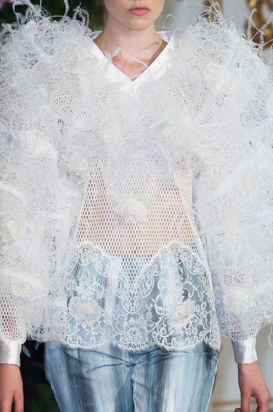 Alexis Mabille Fall 2013 - Details