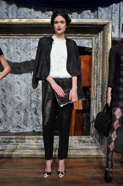 Alice + Olivia at New York Fall 2013