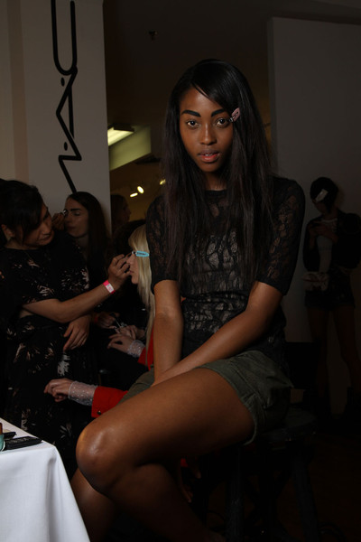 Altuzarra at New York Spring 2012 (Backstage)